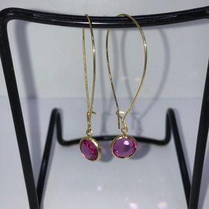 3/$20 SALE Super Cute Oval Hoop Earrings